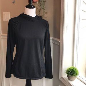 Columbia black hoodie